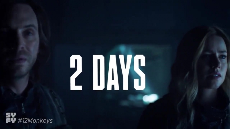 2 days | Season 4 | 12 Monkeys | 12 Обезьян