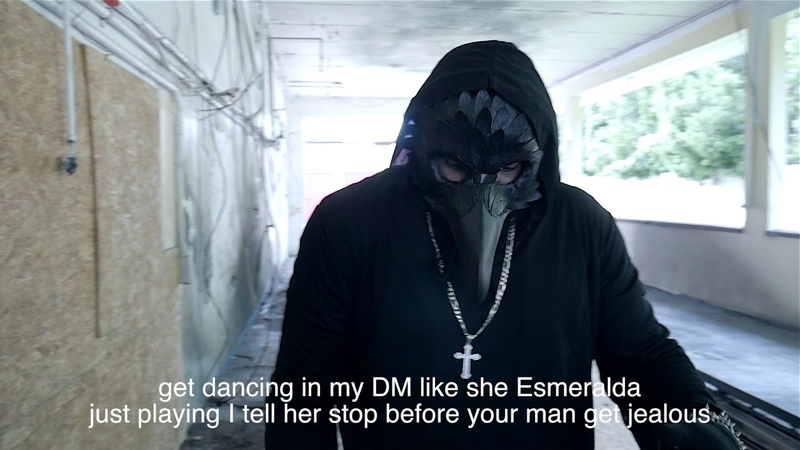 Rap Devil- Seckond Chaynce (Speed Demon Freestyle)