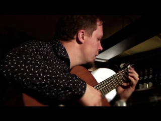 Евгений Цибулин (гитара) - каждую среду, 19:00-21:00 в джаз-кафе Underground