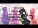 【Meiko V3 - Kagamine Lenka V4X - Avanna - Macne Nana V4】Doki Doki Forever Vocaloid Cover