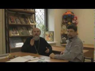 о. Павел о культуре и иконописи. Ч.2.