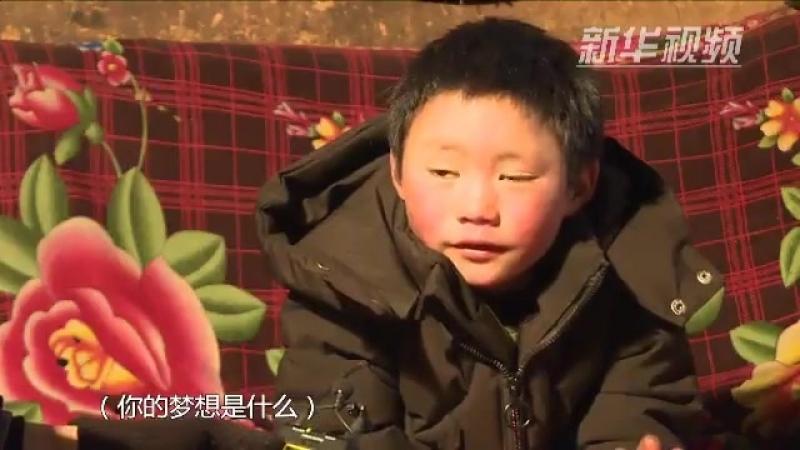 Для «ледяного мальчика», который пришел сдавать экзамен несмотря на мороз, собрали $ 450 тыс.