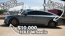 Cheap Salvage Auction Audi RS7 Came with 800HP $15k in Hidden Mods