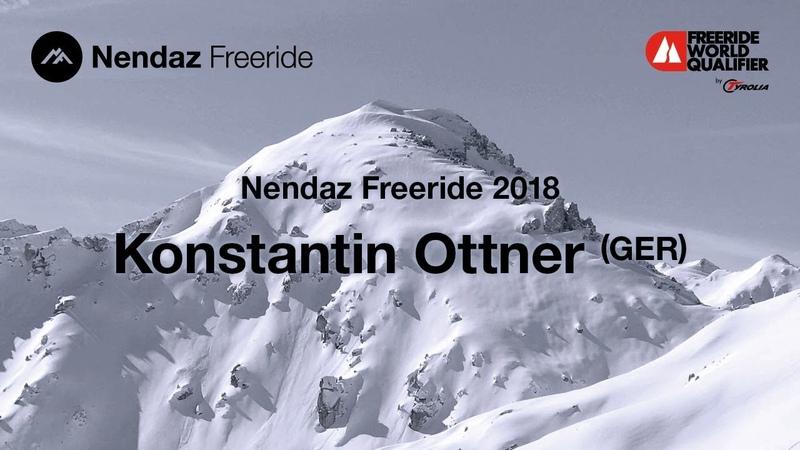 Nendaz Freeride 4* 2018 Ottner Konstantin
