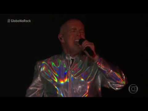 Pet Shop Boys - It's A Sin Live 2017