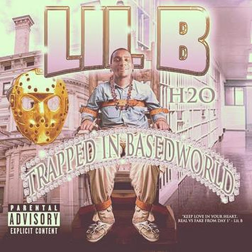 Lil B альбом Trapped in BasedWorld