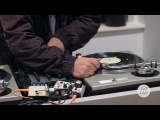 Kid Koala at New Turntable Lab Storefront - Moon River (Pt.33)