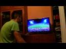 Reakcija prosecnog Srbina za vreme incidenata na utakmici Srbija Albanija D