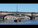 В Праге на катамаране