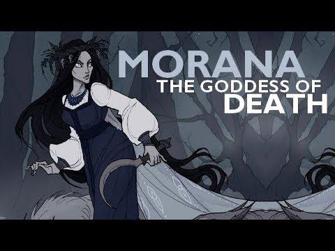 Morana, Slavic Goddess Of Death
