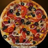 пицца начинка рецепт