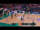 Лучшие моменты четверть финала по баскетболу лиги ВТБ 2018 Playoffs 2018 Quarterfinals Top 10 Plays