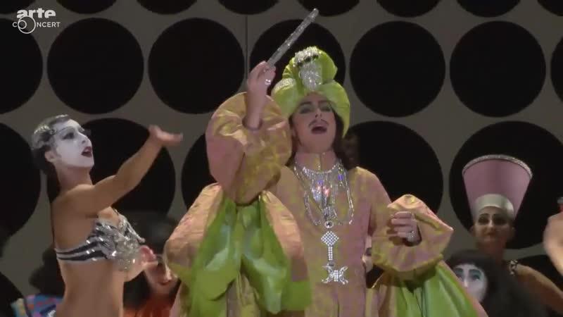 Die Perlen der Cleopatra - Oscar Straus (Komische Oper Berlin, 2016)
