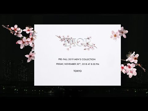 Dior men`s Pre-Fall 2019 Show