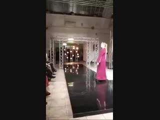 Russian Modest fashion week 2018 - Коллекция дизайнера Гульфия Билалова