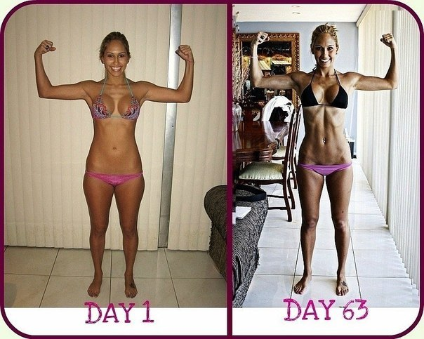 Beachbody Insanity Results Before And After - Viewing Gallery