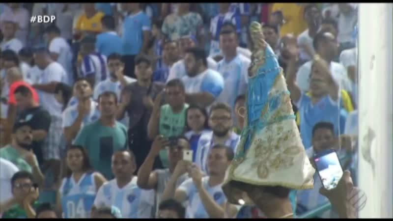 Confira os melhores momentos de Paysandu 4 x 3 Oeste
