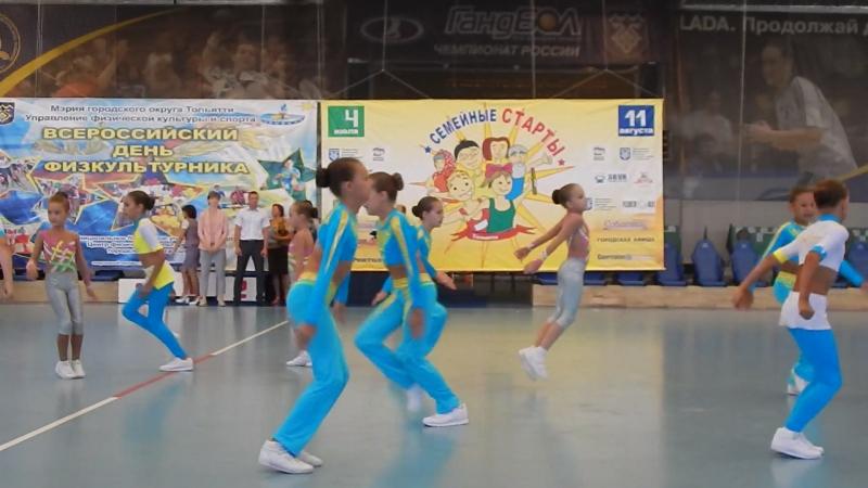 Услада, Ладушки и Волгарики 100 друзей
