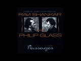 Passages - Meetings Along The Edge - Ravi Shankar and Philip Glass