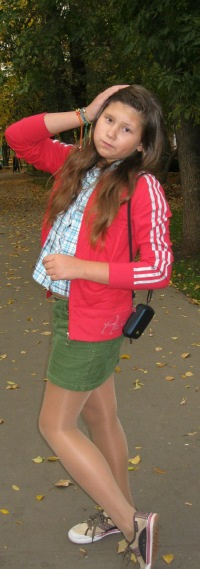 Виктория Лаевская, 25 апреля , Москва, id101648358
