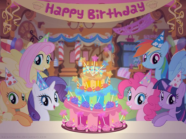 My little pony updated the community photo