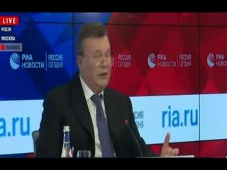 Меня кинули, как лоха, - Янукович пожаловался, что представители ЕС не сдержали обещания от 21 февраля 2014 года.
