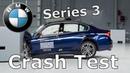 Crash Test BMW serii 3 - E21 E30 E36 E46 E90 F30