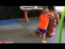Золотой ребёнок Муай Тай - ему 2 года _ Golden kid Muay Thai - he is 2 years old