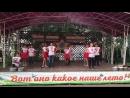 Выступление - Марийский танец ,, Лагерь Гайдар