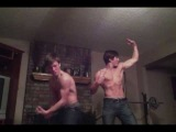Male Models flexing to one direction (up all night)