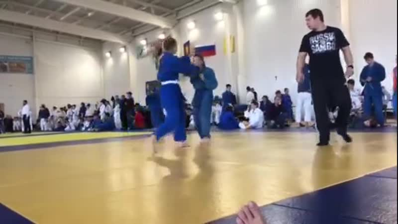 Ейские дзюдоисты стали призёрами первенства Павловского района