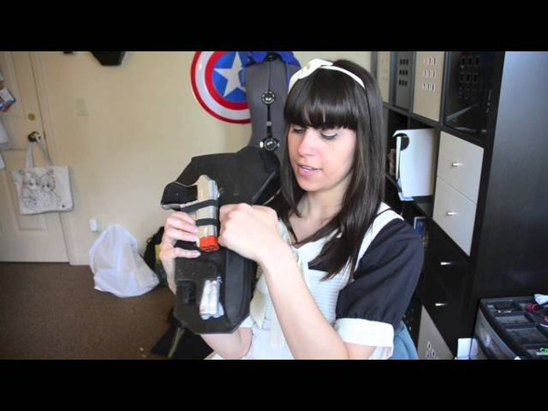 How to Make Winter Soldier Holsters