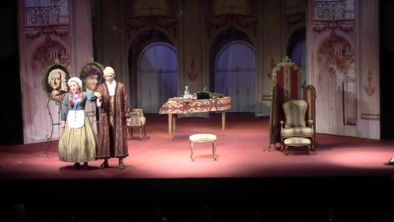 Дуэт F-dur из оперы Телемана Пимпиноне