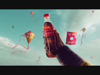 New Coca Cola CF featuring Answer Love Myself as BGM. -