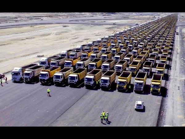 Турки превзошли китайцев - Строительство самого большого аэропорта в мире