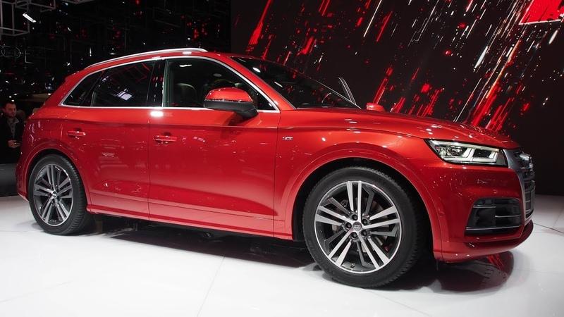 Audi Q5 2.0T Quattro - Exterior Lookaround