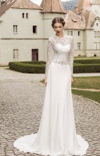 Свадебное платье фото вконтакте
