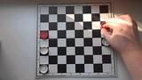 Три дамки против дамки и простой на a5