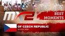 Гран-при Чехии: лучшие моменты в MX2