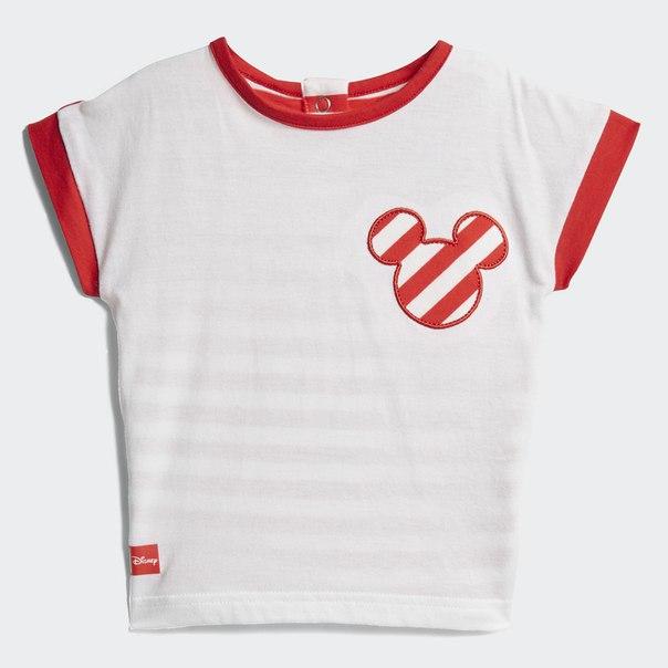 Комплект: футболка и юбка Disney The Mouse