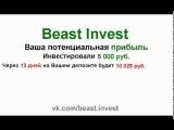 Beastinvest  от А до Я рост прибыли в БестИнвест за 30 60 90 дней