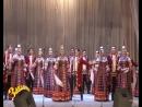 Завалинка Воронежский хор на гастролях во Фролово - 1 часть