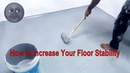 How to Apply Epoxy Paint on Your Concrete Floor | Epoxy Coat Increases Stability of Concrete Floor.