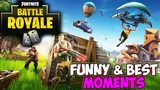 Fortnite Funny Moments (Best Moments, Stream Highlights) Top Players Ep.4