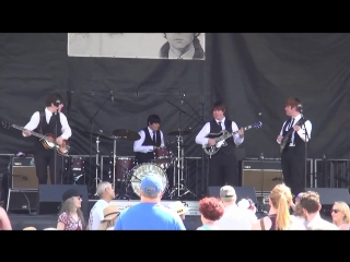 Little Queenie - Studio Two (Beatles tribute) at Abbey Road on the River 2018