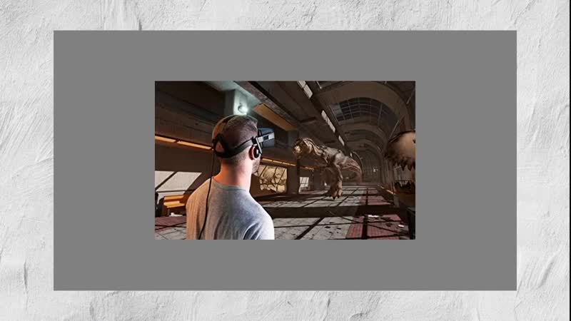 Промо-ролик очков VR от htc