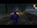 Maugly СЕМЬ ЮТУБЕРОВ НА ОДНОЙ КАРТЕ - Friday the 13th The Game пятница 13 игра на русском 31