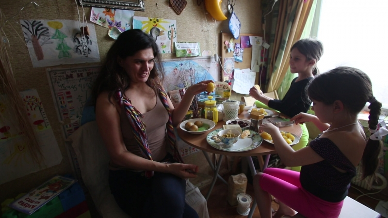 Мама Лена для проекта 100 МАДОНН