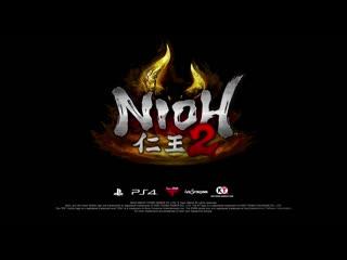 Nioh 2 ¦ Closed Alpha ¦ PS4