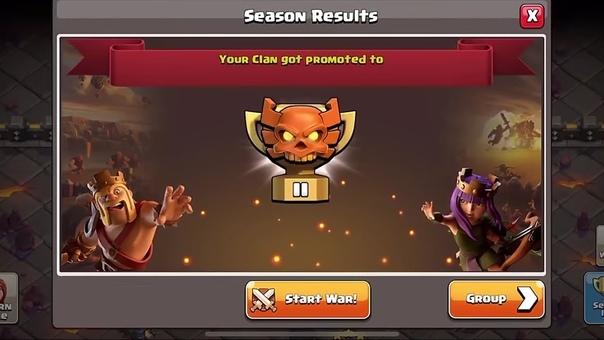 В предстоящем обновлении Clash of Clans добавят: